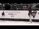 Julia Lipnitskaia - 2013SC FS - Schindlers List Red Coat Effect