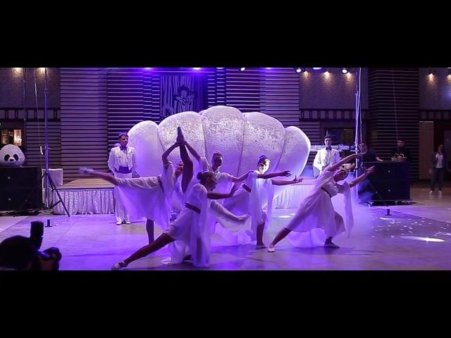 Dansatori , nunta , primul dans cu Free Dance Moldova