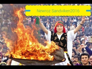 Imad Kakilo - Said Gabari - NEWROZ SANDVIK 2016 - نوروز ساندفيك