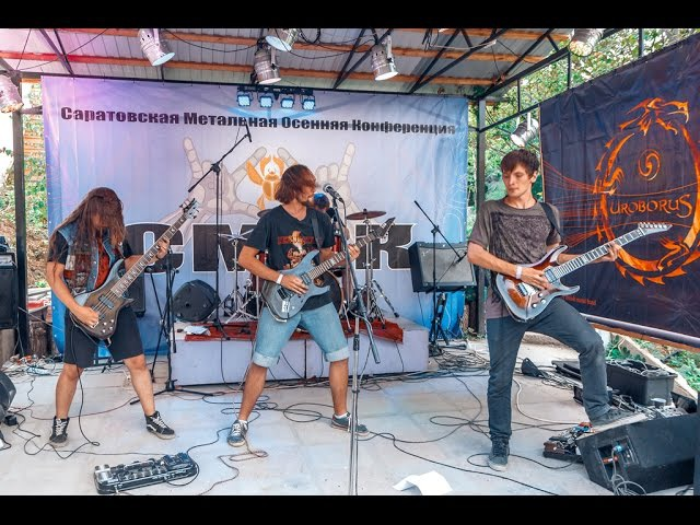 Kotdjik - Dead Stars (live СМОК-Fest [Саратов, Андреевская застава 29.08.15])