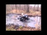 OFF Road Fails ATV Extreme Mud Bogging Driver Noob