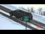 ТЕСТ в горку по льду Lexus ATC vs Audi Quattro vs Acura SH AWD