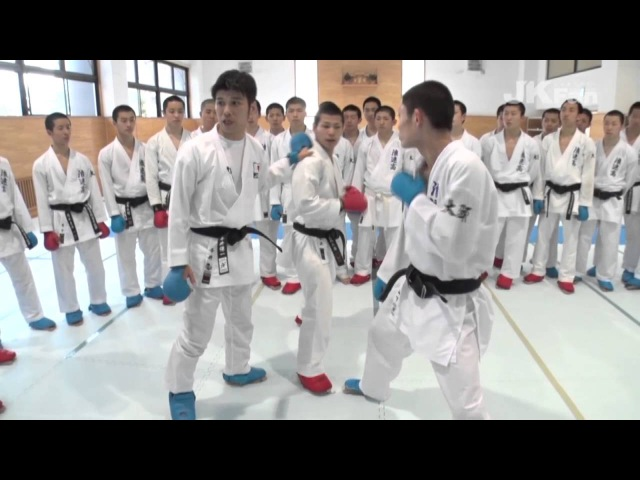 Naniwa Karate Seminar 2 - 浪速の空手 2 [Lesson]