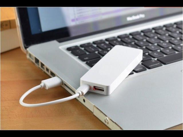 Обзор на ПЗУ(портативное зарядное устройство)Apple