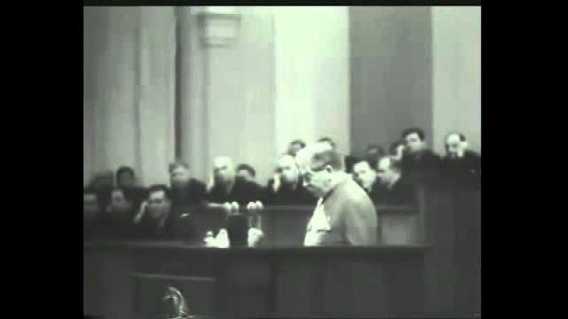 И. В. Сталин пророческие слова о нашем времени