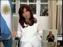 Cadena Nacional del 26/01/2015 (2/2): La muerte del fiscal Nisman