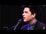 Better Than I Know Myself Adam Lambert Acoustic 3-25-2012