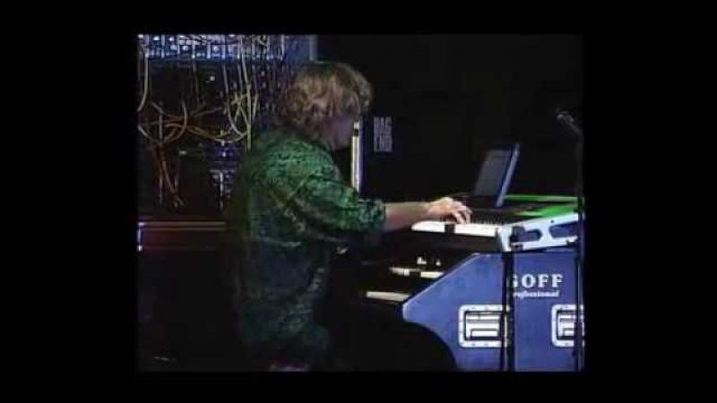Keith Emerson Marc Bonilla Bitches Crystal Hungary 2006