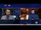 27 ЯНВАРЯ 2016г. 112 КАНАЛ о ВСТРЕЧЕ ПРЕЗИДЕНТА С ЛИДЕРАМИ ФРАКЦИЙ
