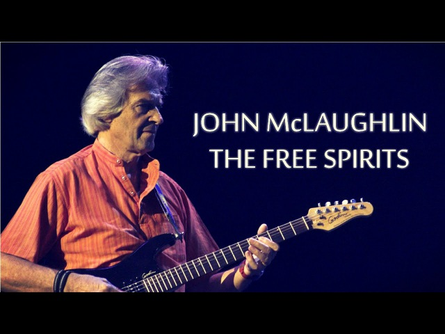 John McLaughlin The Free Spirits - Live at Umbria Jazz Festival 1995