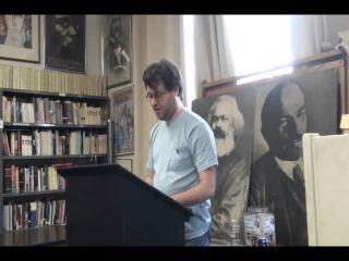 Doug Enaa Greene: Devotion and Resistance: Bizhan Jazani and the Iranian Fedai (2014) [LEC, ENG]