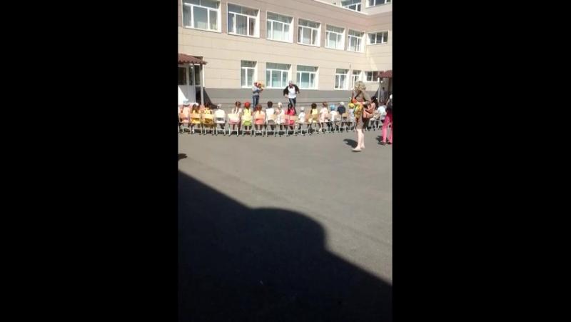 Выпускной 1 А класса 2016г 24.05.16