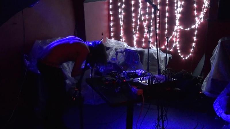 Toxi-X - Концерт в Ионотеке 2.09.15