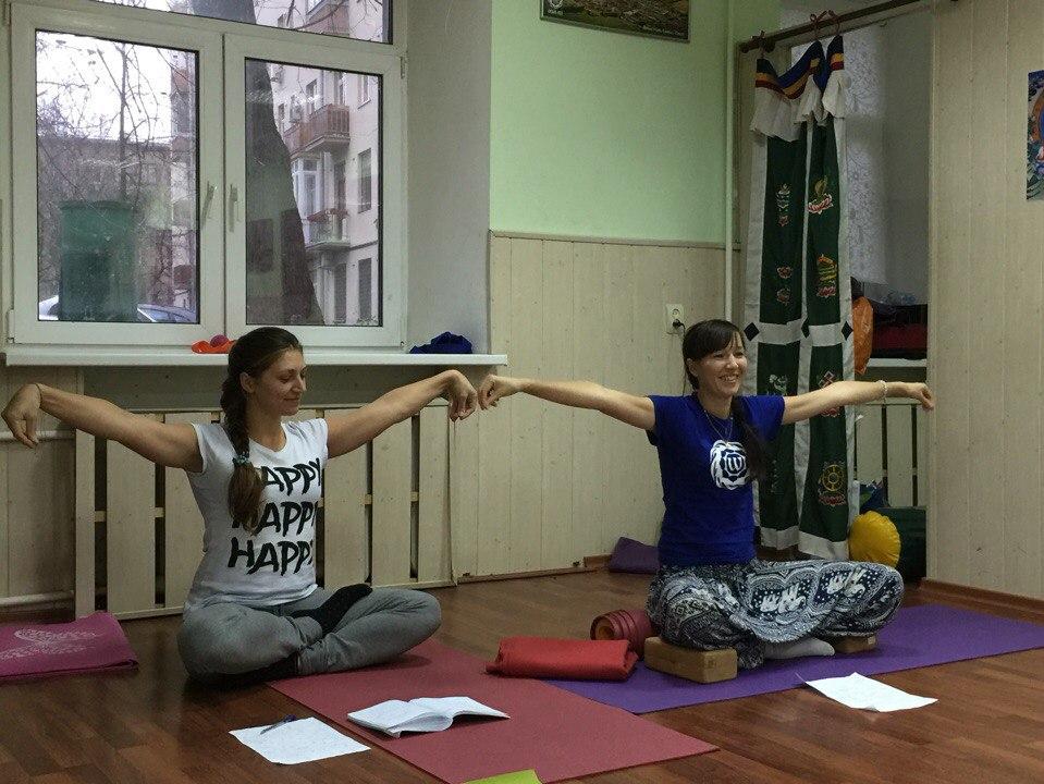 Клуб йоги RADE - это сообщество любителей