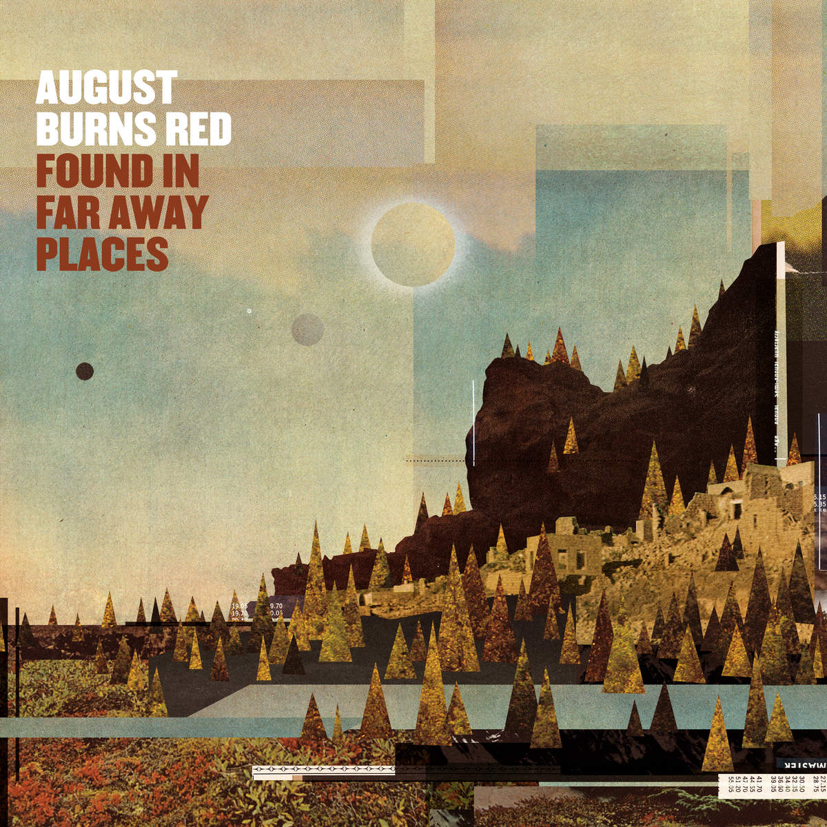 August Burns Red - Found In Far Away Places [Deluxe Edition] (2015)