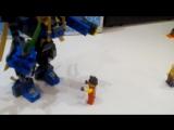 Мультфильм ниндзя го Робот победил 1 сезон 2 серия