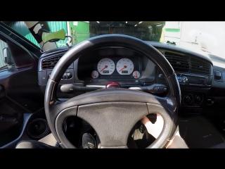 Замена лямбда - зонда VW Golf 3