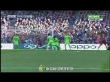 Барселона 4:0 Хетафе. Месси. 40 минута