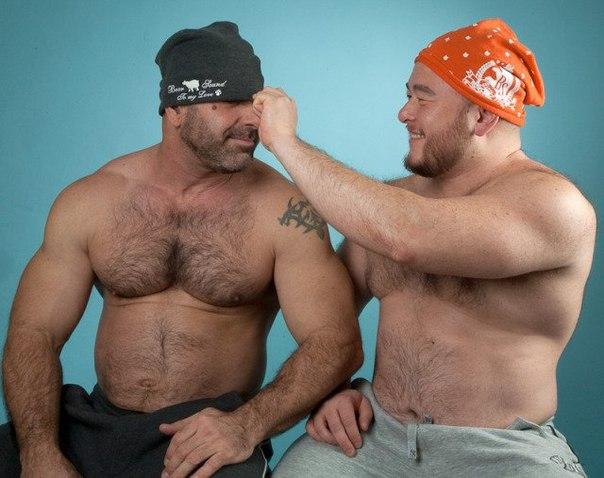 Мужики гей медведи