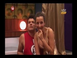 Big Brother 2015 - Noćna dešavanja 2.dio- 11.10.2015.