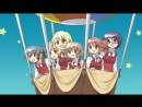 Hidamari Sketch Sae Hiro Sotsugyou-hen/ Наброски Хидамари Выпускной Саэ и Хиро OVA 2 Helona