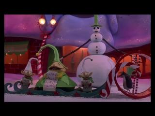 Кошмар перед Рождеством | The Nightmare Before Christmas (1993) Смотри! Смотри! (На Английском) | What's This?