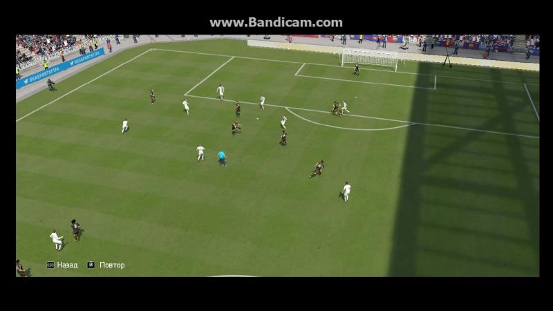 ГОЛ В FIFA 16 ULTIMITE TEAM KARIM BENZEMA-SVETLY 17.