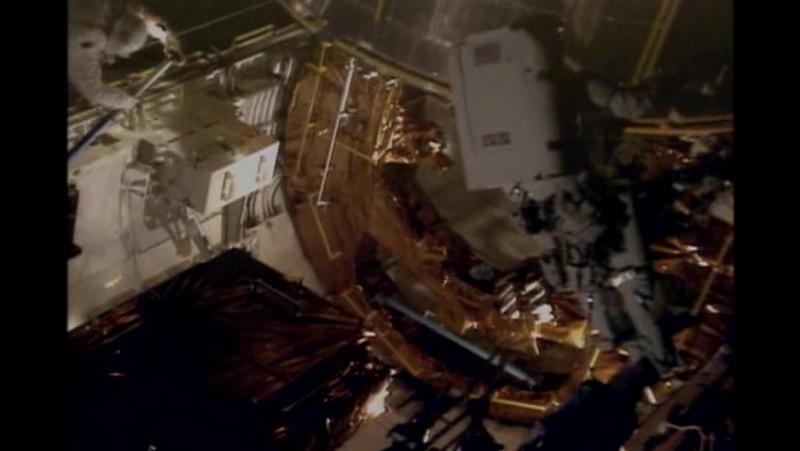 BBC Пределы космоса 3часть