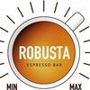 ROBUSTA - espresso bar - сеть кофеен