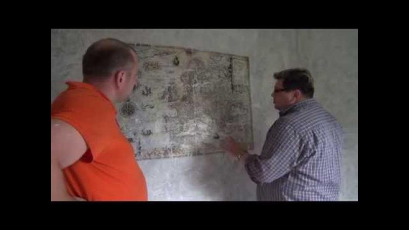 Мастер-класс: Декупаж и декорирование стены от Алексея Пименова www. brigada1.lv