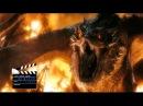 Отрывок из фильма Хоббит Битва пяти воинств смерть Смауга