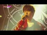 [HOT] KYUHYUN - A Million Pieces , 규현 - 밀리언조각, Show Music core 20151107