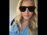 """Zara Larsson on Instagram: """"Chew chew chew"""""""