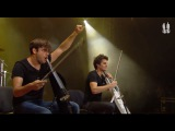 2CELLOS - Smooth Criminal Live at Exit Festival