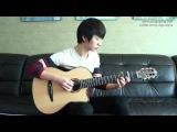(Yiruma) River_Flow_in_You - Sungha Jung (Classical Guitar)