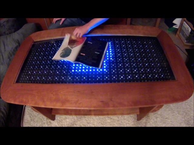 Innovatives Tisch Design Led