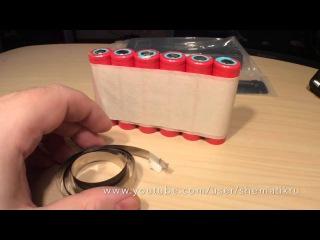 Самодельная точечная сварка от акаммулятора автомобиля