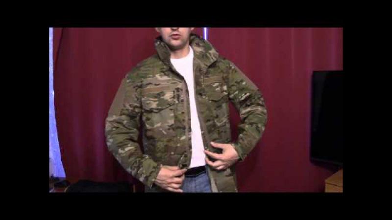Куртка М 65 Tru Spec Multicam