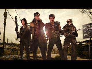 Wycc FalloutRPG №8. Солдаты удачи
