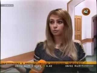 Красивая армянка вышла замуж за казаха-тюрка