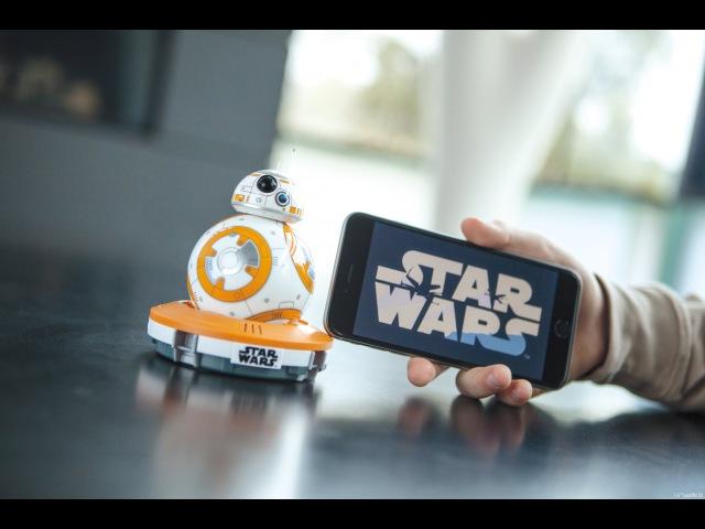 BB-8 App-Enabled Droid    Built by Sphero