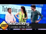 Pilar Rubio, toda una chica beatbox - El Hormiguero 3.0