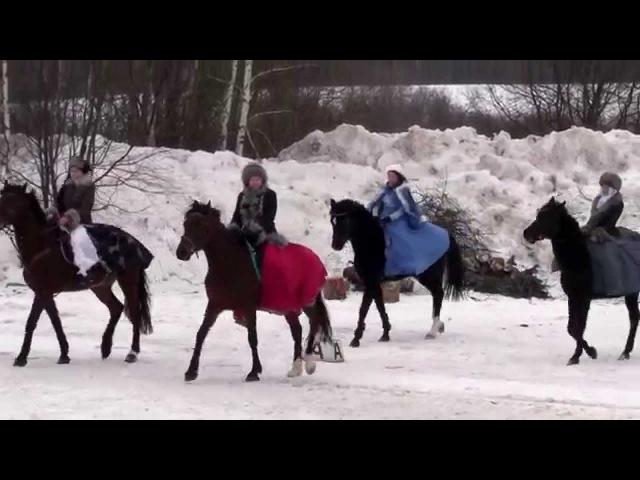 Котильон вятских дворяночек, Центаврион, 2015