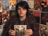 Fresh Ink Online With Gerard Way G4