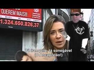 HOMENAGEM DOS ANARCOCAPITALISTAS AO ARROMBADO DO NANDO MOURA EM FORMA DE FUNK #TRETA