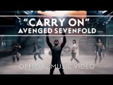 Avenged Sevenfold - Carry On (featured in Call of Duty Black Ops 2) Official Music Video