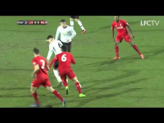 Liverpool U21 vs Manchester United U21 ( 1 - 1 )