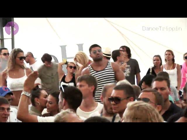 Sebo K Kazantip Ukraine DJ Set DanceTrippin