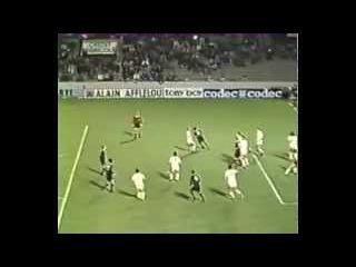 05.10.1988 Бордо-Днепр Полный матч - 2-й матч 1/32 Кубок УЕФА 1988/1989