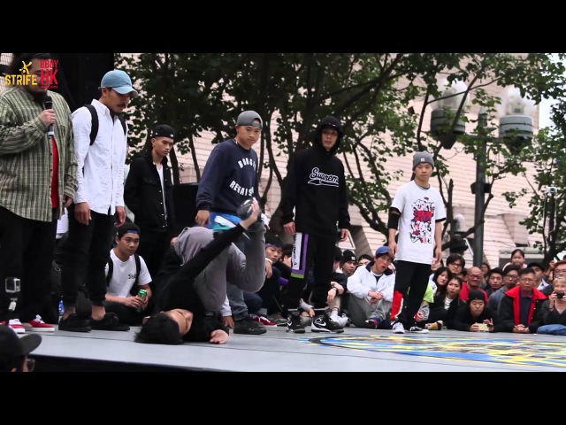 Boogie Renaissance vs MISDA | Youth Music and Dance Marathon 2015 | FINAL | Strife.